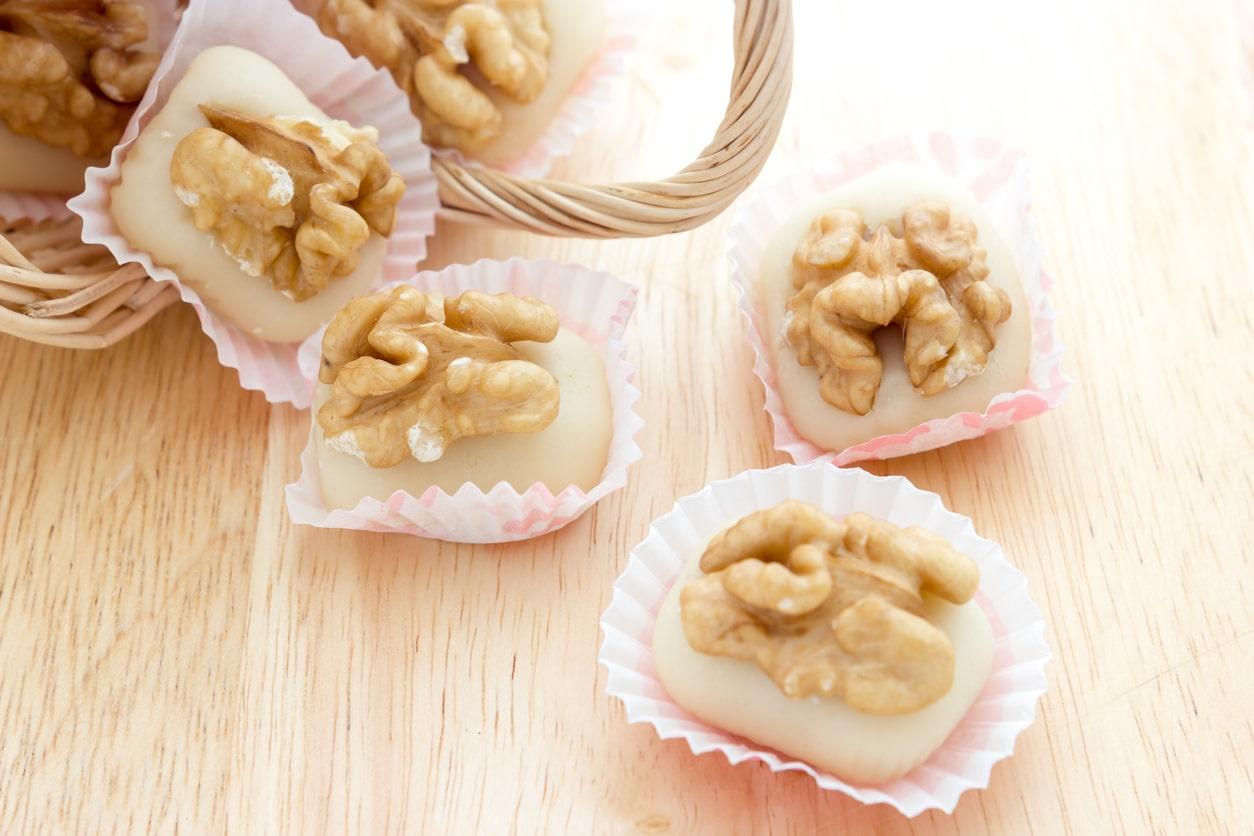 noix recette fruits secs déguisés cuisine