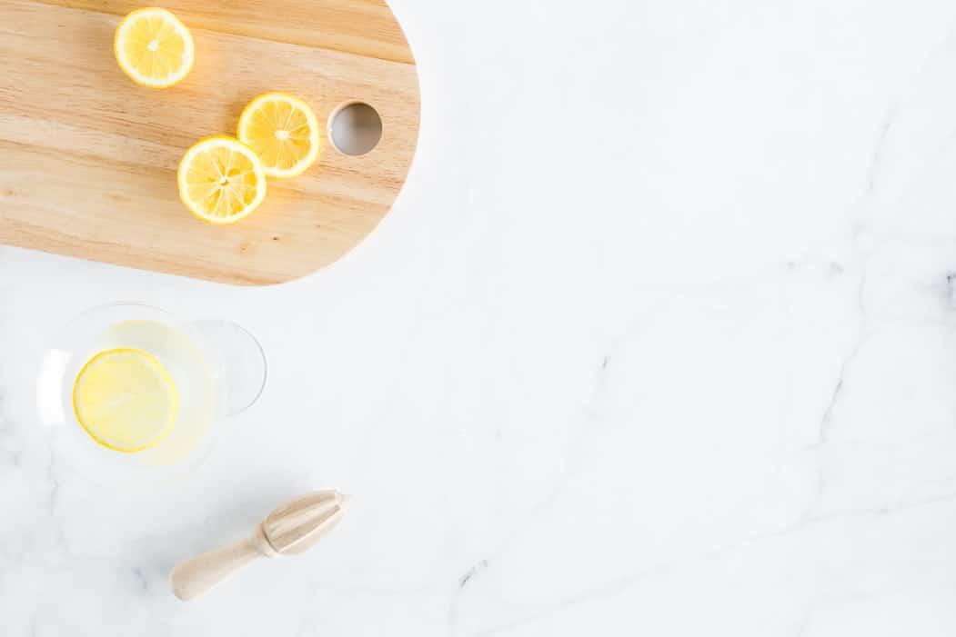 citrons jaunes jus de citron zeste