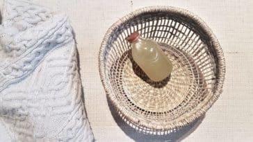 corbeille recette lessive délicat textile pull laine