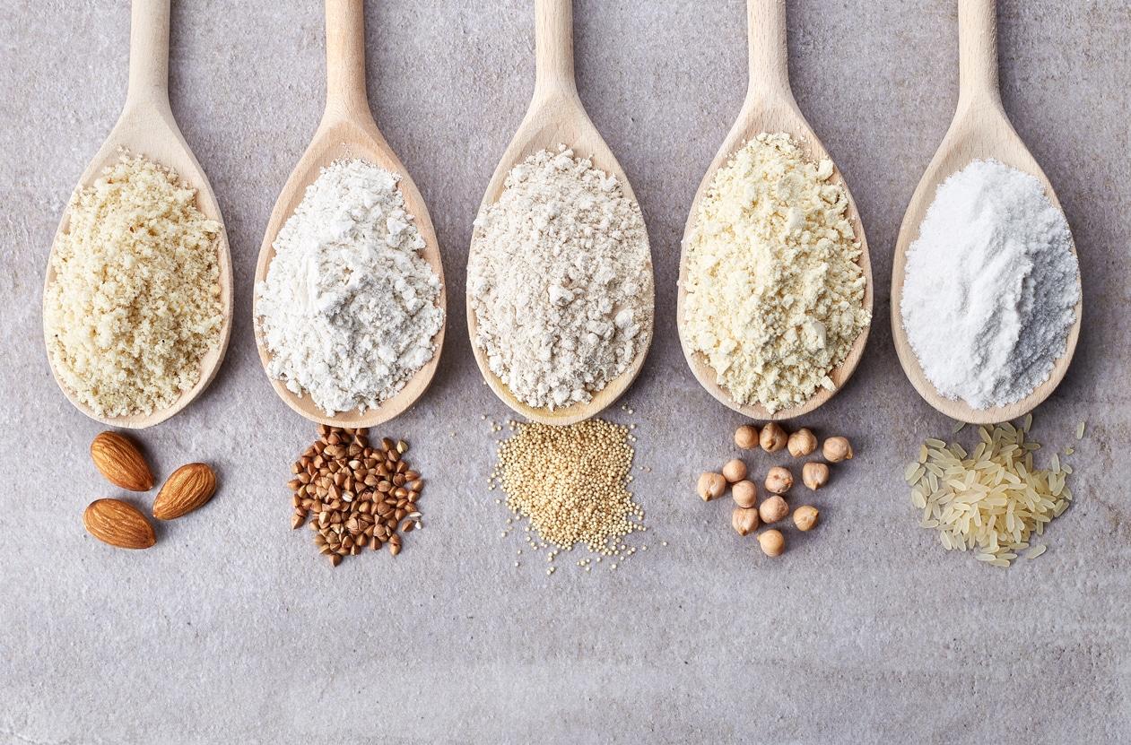 fabriquer farines maison sans gluten
