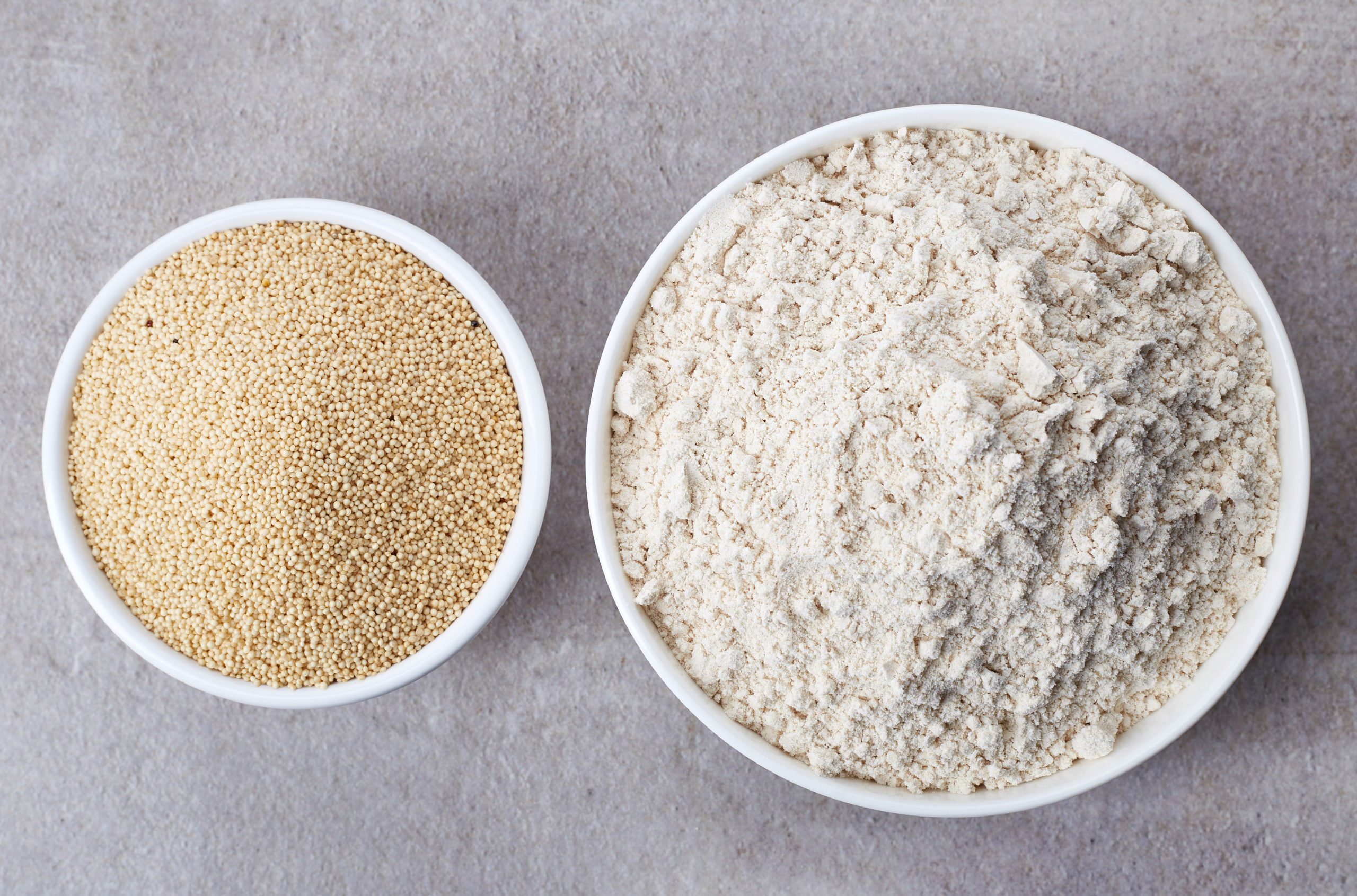 farine de quinoa sans gluten fabriquer