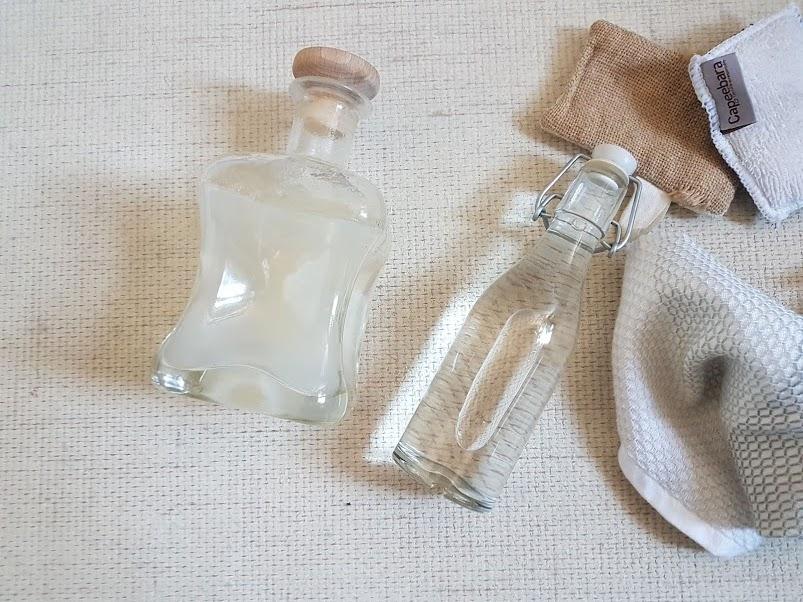 gel vinaigre recette maison nettoyant écologique