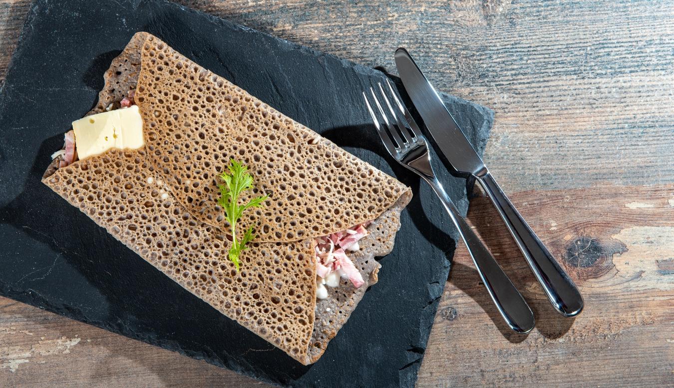 crêpe bretonne galette sarrasin blé noir