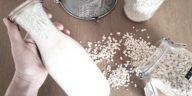 lait avoine recette DIY