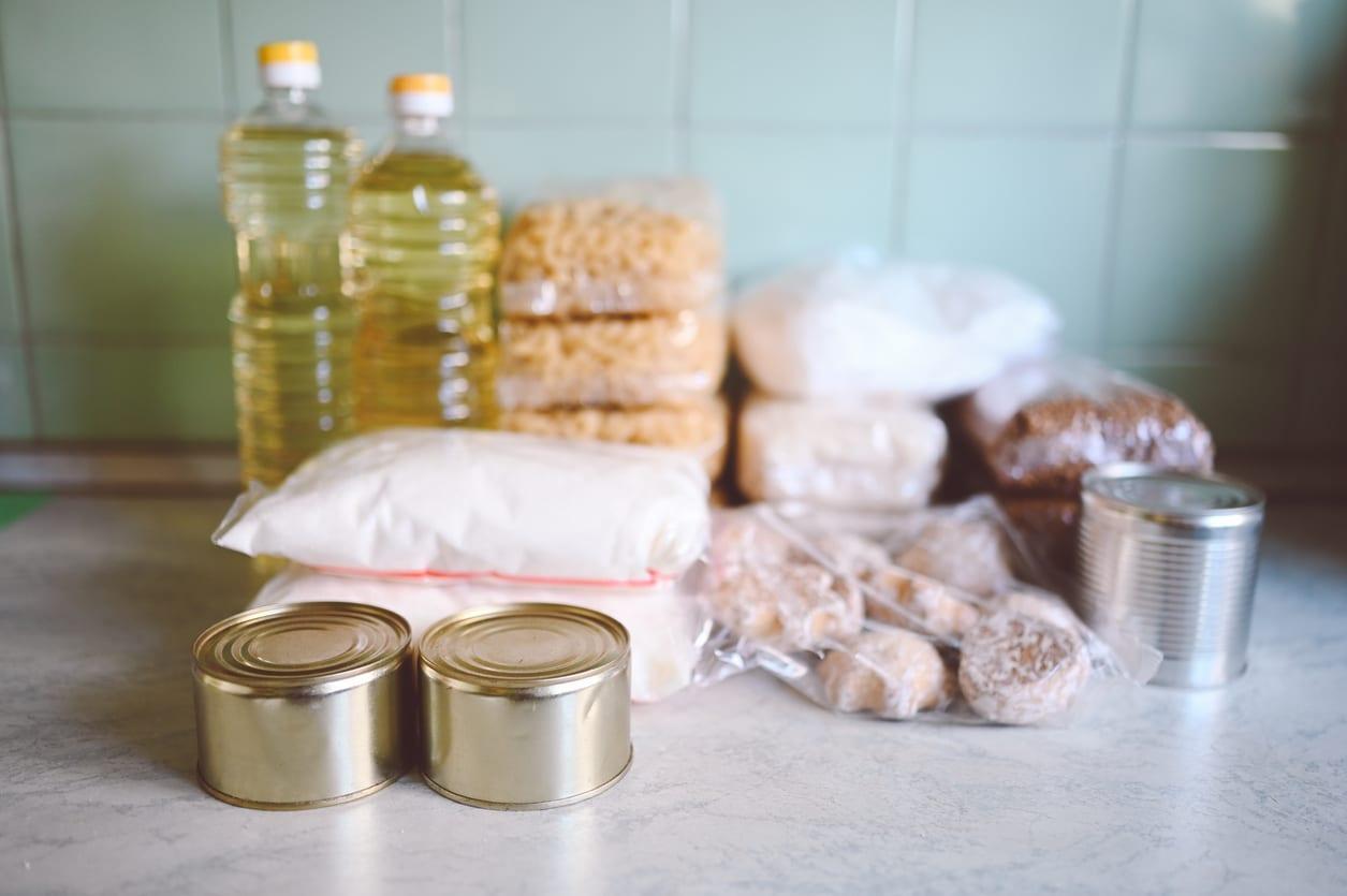 courses en vrac zéro déchet produits alimentaires cuisine