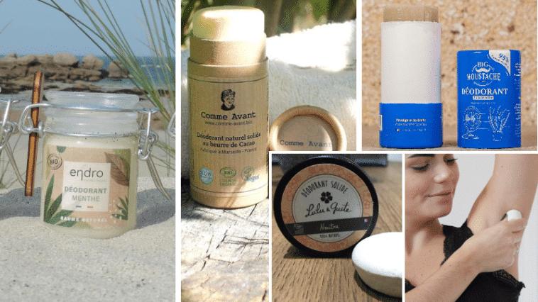 test comparatif deodorants zero dechet france