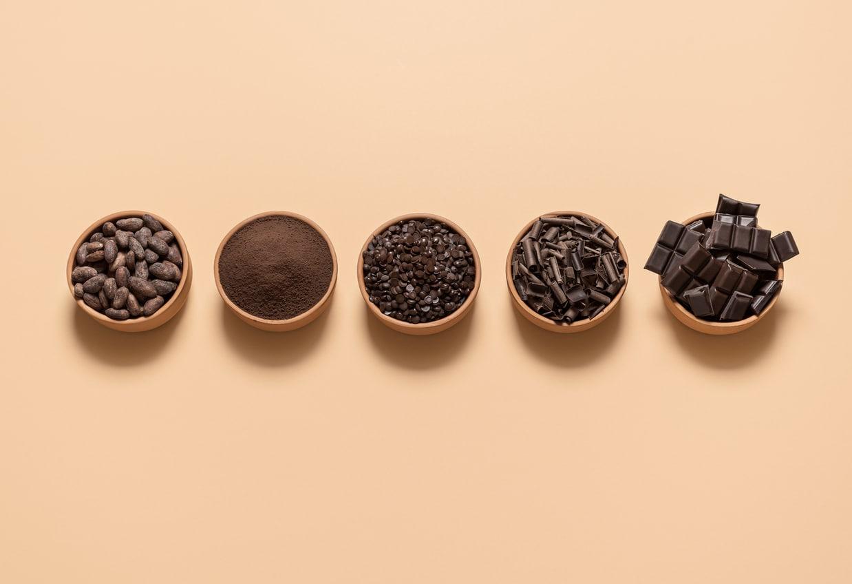 chocolat cacao poudre tablette carrés impact écologique