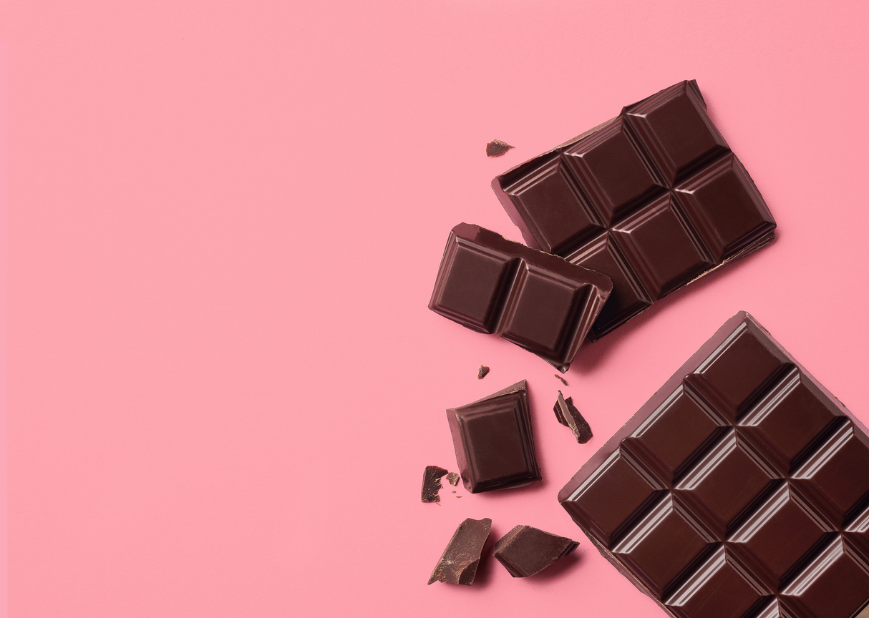 chocolat noir tablette carrés empreinte carbone