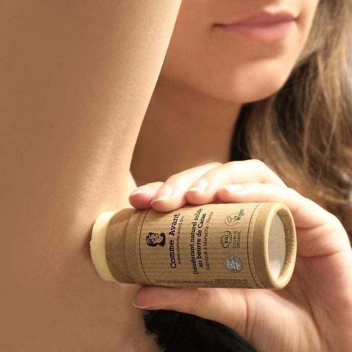 utilisation déo femme aisselles déodorants made in france