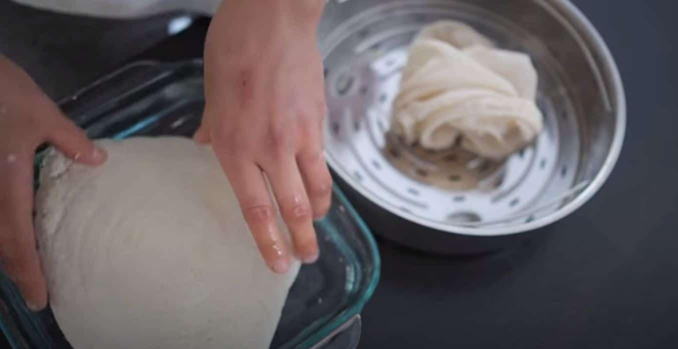 tofu eau recette facile maison préparation