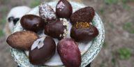 vegan oeuf chocolats