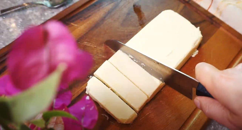 margarine recette maison beurre végétal vegan