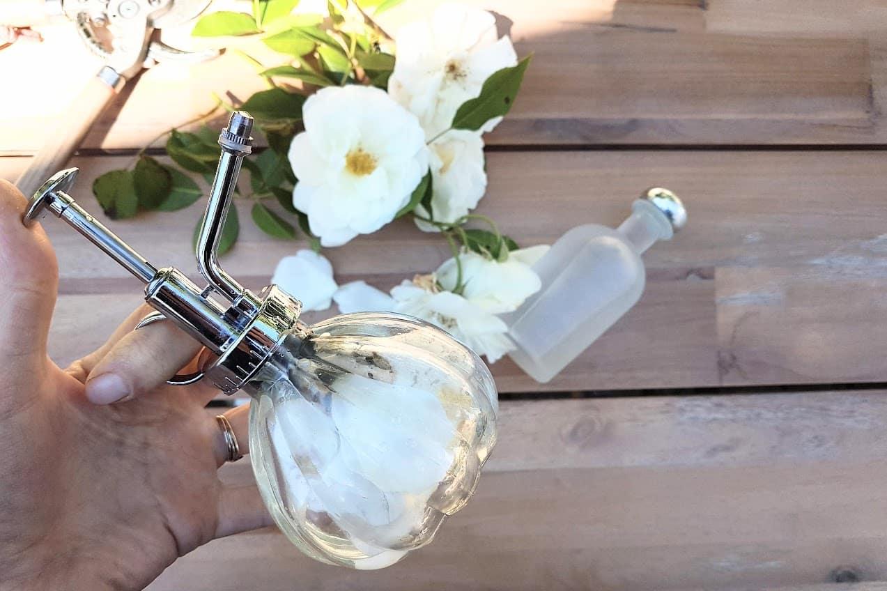 parfum naturel maison zéro déchet recette