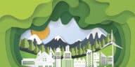 villes écolo France ville verte commune écolo agglomération urbanisation nature