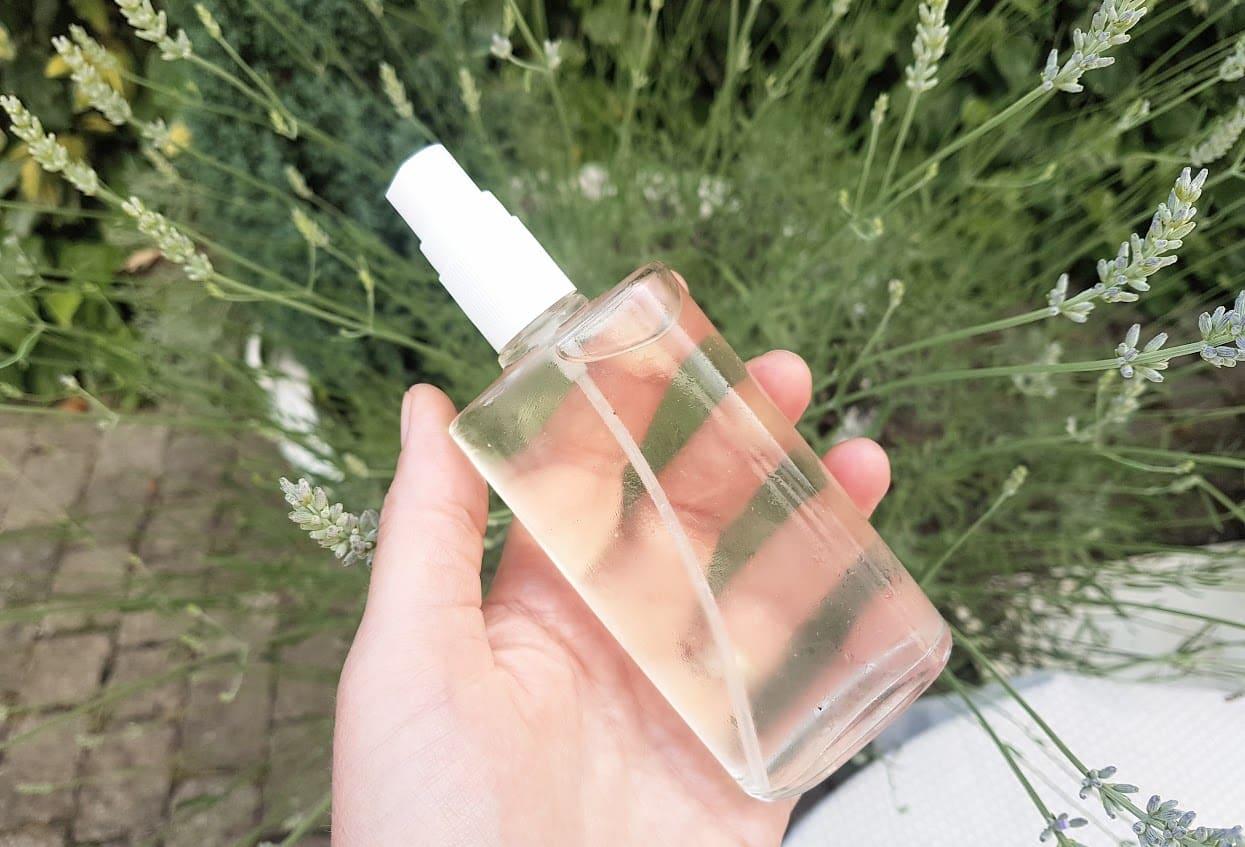 déodorant lavande recette lotion déodorante lavande