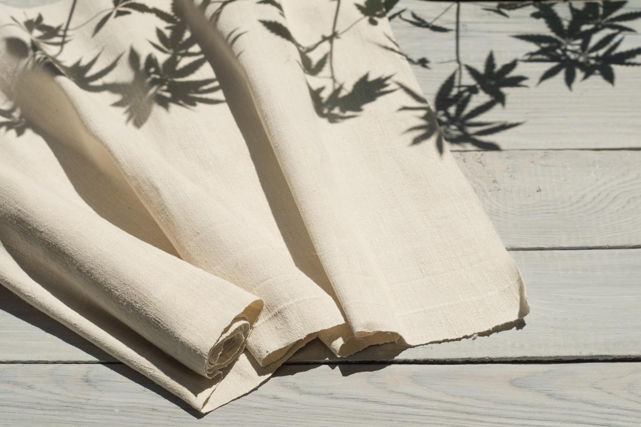 chanvre textile fibre écologique plante