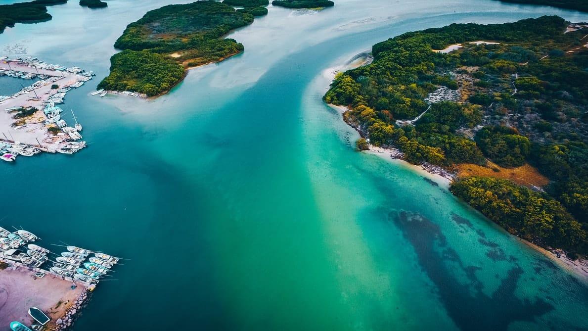 tourisme plage Yucatán Mexique
