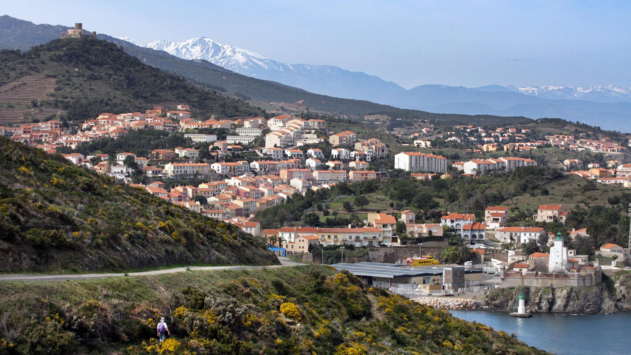 Port Vendres destination vacances France ecotourisme