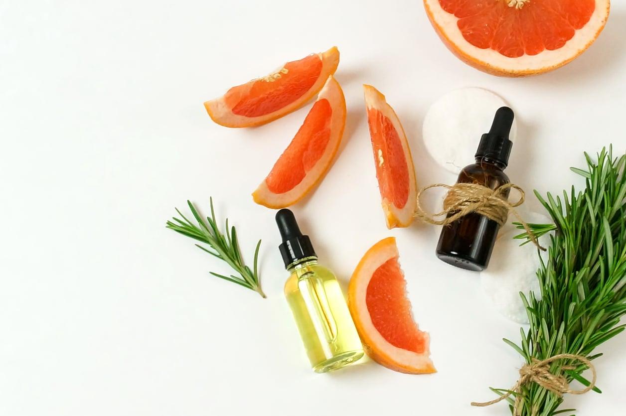 huile essentielle agrume pomelo pamplemousse extrait pépins bienfaits santé
