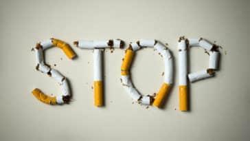 arrêter de fumer stop cigarette mégot tabac
