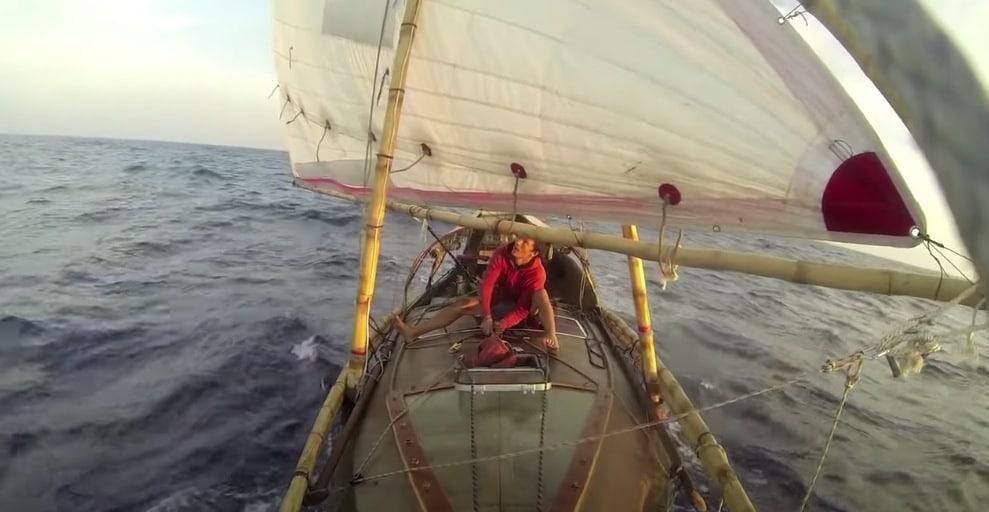bateau jute Corentin de Chatelperron