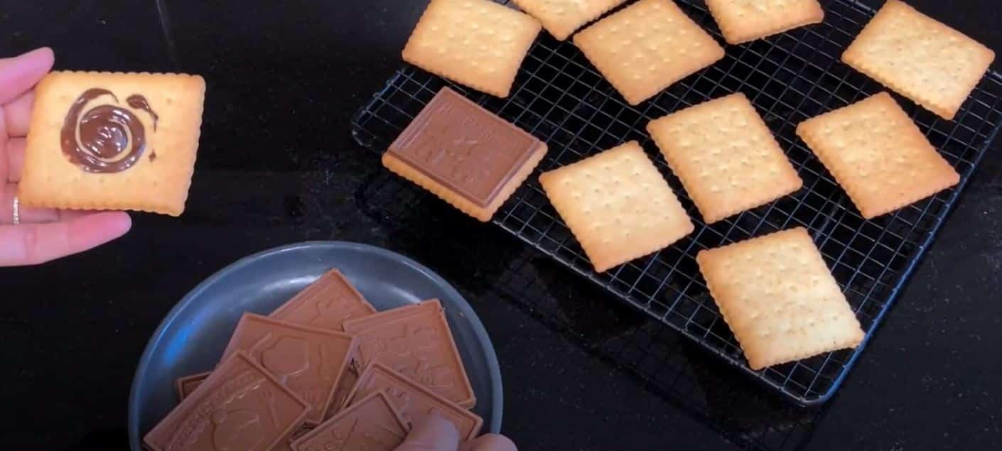 biscuits petits écoliers maison