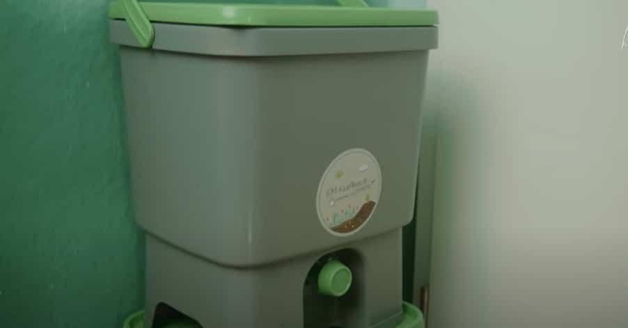 compost bokashi seau poubelle