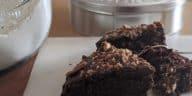 gâteau anniversaire végétalien