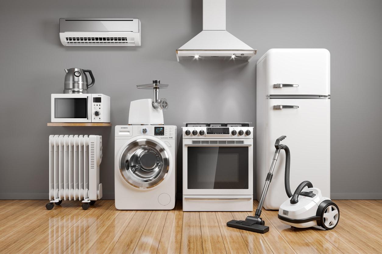 électroménager appareils indice de durabilité réparabilité maison cuisine