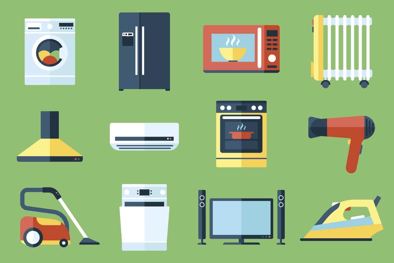 électroménager appareils cuisine maison consommer écologie énergie